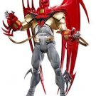 DC UNIVERSE CLASSICS LOOSE RED AZRAEL BATMAN FROM KNIGHTFALL ACTION FIGURE ONLY 2 PACK TRU MATTEL