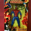 MARVEL UNIVERSE 10 INCH ANIMATED SPIDERMAN ACTION FIGURE 1997 TOYBIZ