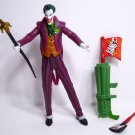 BATMAN DC SUPERHEROES LOOSE QUICK FIRE JOKER ACTION FIGURE 2003 MATTEL