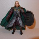 LORD OF THE RINGS TWO TOWERS LOOSE GAMLING IN ROHAN ARMOR ACTION FIGURE INCOMPLETE 2002 TOYBIZ