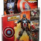 MARVEL LEGENDS HIT MONKEY SERIES WAVE 4 ULTIMATE CAPTAIN AMERICA ACTION FIGURE 2013 HASBRO