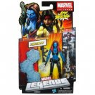 MARVEL LEGENDS SERIES 3 EPIC HEROES WAVE X-MUTANTS MYSTIQUE ACTION FIGURE 2012 HASBRO