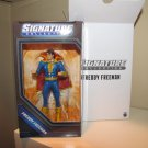 DC UNIVERSE CLASSICS CLUB INFINITE SIGNATURE COLLECTION FREDDY FREEMAN FIGURE MATTEL 2013 EXCLUSIVE