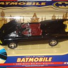 BATMAN 1960s DC COMICS BLACK BATMOBILE CORGI DIECAST 1:24th SCALE VEHICLE 2005 MODEL #77505