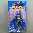 HASBRO 1999 DC SUPERHEROES UNIVERSE BATMAN 6 INCH ARTICULATED ACTION FIGURE WITH DISPLAY STAND BASE