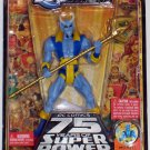 DC UNIVERSE CLASSICS BLUE DEVIL ACTION FIGURE TRIGON SERIES WAVE 13 MATTEL
