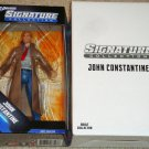 DC UNIVERSE CLASSICS CLUB INFINITE SIGNATURE COLLECTION JOHN CONSTANTINE FIGURE MATTEL EXCLUSIVE