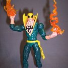 MARVEL LEGENDS APOCALYPSE SERIES WAVE 12 LOOSE GREEN COSTUME IRON FIST ACTION FIGURE ONLY TOYBIZ