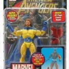 MARVEL LEGENDS GIANT MAN SERIES LONG HAIR SENTRY BRIGHT YELLOW 2006 TOYBIZ WALMART EXCLUSIVE
