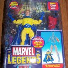 MARVEL LEGENDS GIANT MAN SERIES SHORT HAIR SENTRY BRIGHT YELLOW 2006 TOYBIZ WALMART EXCLUSIVE
