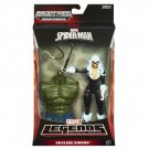 MARVEL LEGENDS SPIDERMAN INFINITE SERIES WAVE 1 BLACK CAT FIGURE SKYLINE SIRENS 2014 GREEN GOBLIN