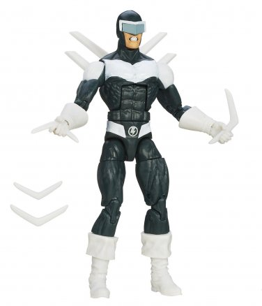 MARVEL LEGENDS SPIDERMAN INFINITE SERIES WAVE 2 LOOSE DEADLIEST FOES BOOMERANG FIGURE ONLY 2014