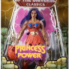 MASTERS OF THE UNIVERSE CLASSICS FLUTTERINA ACTION FIGURE HE-MAN SHE-RA MATTEL CLUB EXCLUSIVE