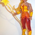 MASTERS OF THE UNIVERSE CLASSICS LOOSE STARLA FIGURE SHE-RA MATTEL CLUB EXCLUSIVE STAR SISTERS
