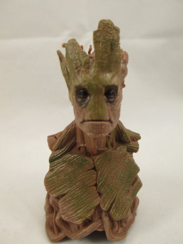 MARVEL LEGENDS INFINITE SERIES LOOSE GROOT HEAD & UPPER TORSO PIECE ONLY GUARDIANS GALAXY MOVIE WAVE