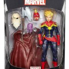 MARVEL LEGENDS AVENGERS INFINITE SERIES CAPTAIN MARVEL ACTION FIGURE ODIN ALLFATHER 2015 RED CAPE