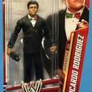 WWE RICARDO RODRIGUEZ BASIC SERIES #34 ACTION FIGURE SUPERSTAR #65 MATTEL 2013 WRESTLING
