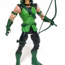 DC UNIVERSE CLASSICS LOOSE GREEN ARROW ACTION FIGURE ONLY NEKRON SERIES WAVE 20 MATTEL 2012