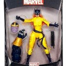 MARVEL LEGENDS AVENGERS INFINITE SERIES THANOS WAVE 6 INCH HELLCAT ACTION FIGURE 2015 HASBRO FIERCE
