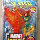 MARVEL LEGENDS SERIES WAVE 6 GREEN PHOENIX FIGURE W/ DISPLAY STAND BASE WALL MOUNT COMIC BOOK TOYBIZ