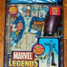 MARVEL LEGENDS SENTINEL SERIES WAVE 10 BLUE ANGEL 6 IN ACTION FIGURE 2005 TOYBIZ X-MEN CLASSICS NEW