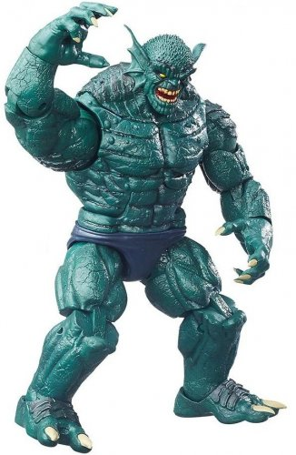 MARVEL LEGENDS SDCC EXCLUSIVE LOOSE ABOMINATION FIGURE ONLY HASBRO COMIC CON THE RAFT BOX SET 2016