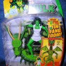 MARVEL LEGENDS FIN FANG FOOM SERIES WAVE SHE HULK 6 INCH ACTION FIGURE 2008 HASBRO 1ST APPEARANCE