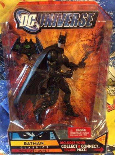 DC UNIVERSE CLASSICS WALMART EXCLUSIVE BLACK BATMAN ACTION FIGURE IMPERIEX SERIES WAVE 10 MATTEL
