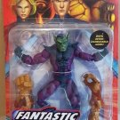 MARVEL LEGENDS FANTASTIC 4 FOUR CLASSICS TRANSFORMING SUPER SKRULL 2006 TOYBIZ INTERCHANGEABLE ARMS