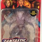 MARVEL LEGENDS FANTASTIC 4 FOUR CLASSICS TRANSFORMING SUPER SKRULL CLEAR INVISIBLE VARIANT TOYBIZ