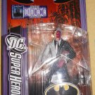 BATMAN DC SUPERHEROES TWO FACE ACTION FIGURE 2007 MATTEL SELECT SCULPT UNIVERSE CLASSICS HARVEY DENT