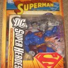 SUPERMAN DC SUPERHEROES BIZARRO ACTION FIGURE 2006 MATTEL SELECT SCULPT UNIVERSE CLASSICS JLA JLU