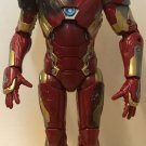 MARVEL LEGENDS INFINITE SERIES LOOSE BATTLE DAMAGED IRON MAN FIGURE ONLY INCOMPLETE TARGET CIVIL WAR