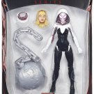 MARVEL LEGENDS SPIDERMAN INFINITE SERIES WAVE 5 SPIDER GWEN 6 INCH SCALE ACTION FIGURE 2016 HASBRO
