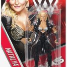 WWE HOT DIVA DIVAS NATALYA BASIC SERIES #61 ACTION FIGURE MATTEL WRESTLING NXT RAW 2015 SUPERSTAR