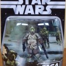 STAR WARS SAGA COLLECTION REVENGE OF THE SITH 41st ELITE CORPS CLONE TROOPER ACTION FIGURE KASHYYYK