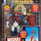 MARVEL LEGENDS GIANT MAN SERIES CAPTAIN BRITAIN ACTION FIGURE 2006 TOYBIZ WALMART EXCLUSIV EXCALIBUR