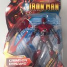 MARVEL STUDIOS IRON MAN ARMORED AVENGER LEGENDS SERIES CRIMSON DYNAMO ACTION FIGURE 2010 HASBRO NEW