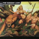 MARVEL LEGENDS SAVAGE LAND KA-ZAR SHANNA SHE DEVIL ZABU ACTION FIGURE SET 2008 HASBRO SDCC EXCLUSIVE