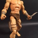 MARVEL LEGENDS THE SAVAGE LAND BOXED SET LOOSE KA-ZAR ACTION FIGURE ONLY 2008 HASBRO SDCC EXCLUSIVE
