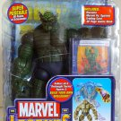 MARVEL LEGENDS ONSLAUGHT SERIES WAVE 13 ABOMINATION ACTION FIGURE MELTED BURNT BURNED FACE VARIANT