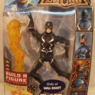 MARVEL LEGENDS NEMESIS SERIES WAVE BLACK BOLT ACTION FIGURE 2007 HASBRO WALMART EXCLUSIVE INHUMANS