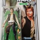 STAR WARS BLACK SERIES 40TH ANNIVERSARY HAN SOLO 6 INCH ACTION FIGURE 2017 HASBRO WAVE 1 NEW HOPE