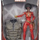 MARVEL LEGENDS SPIDERMAN INFINITE SERIES MISTY KNIGHT FIGURE RHINO WAVE 2015 HASBRO HEROES FOR HIRE
