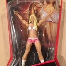 WWE HOT DIVA KELLY KELLY BASIC SERIES #6 ACTION FIGURE MATTEL WRESTLING NXT RAW 2010 PINK SUIT NEW