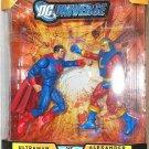 DC UNIVERSE CLASSICS ULTRAMAN & ALEXANDER LUTHOR BATTLE FOR EARTH 3 ACTION FIGURE 2 PACK LEX MATTEL