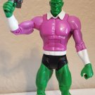 DC UNIVERSE CLASSICS BRAINIAC LOOSE ACTION FIGURE ONLY FROM CLASH IN THE COSMOS 2 PACK MATTEL JLA