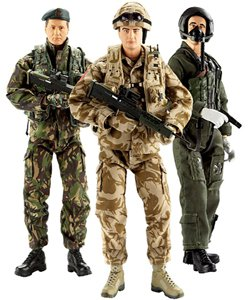 Military Task Force Assorted Action Figures (Web Code: 213891)