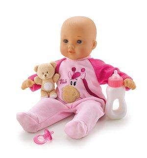 Waterproof Girl Baby Doll w/ Accessories (Web Code: 313401)