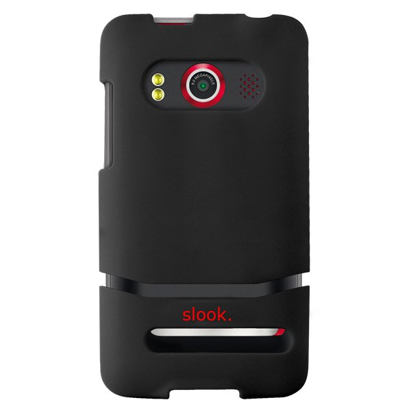 slook. Carbon Fiber HTC EVO Case (Web Code: 195313)